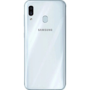 Смартфон Samsung Galaxy A30 3/32GB White