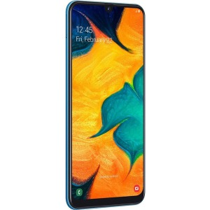 Смартфон Samsung Galaxy A30 4/64GB Blue