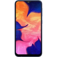 Смартфон Samsung Galaxy A10 2/32GB Blue