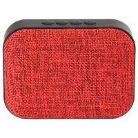 Акустика Omega Bluetooth OG58DG Fabric Red
