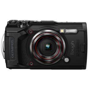 Цифровая камера Olympus TG-6 Black (Waterproof - 15m