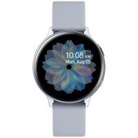 Смарт-годинник Samsung Galaxy Watch Active 2 44mm Aluminium (SM-R820NZSASEK) Silver
