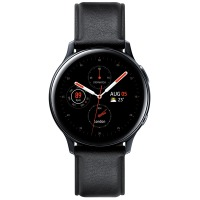 Смарт-годинник Samsung Galaxy Watch Active 2 40mm St.Steel (SM-R830NSKASEK) Black