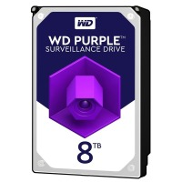 Жорсткий диск Western Digital Purple 8TB (WD82PURZ) 7200rpm, 256MB