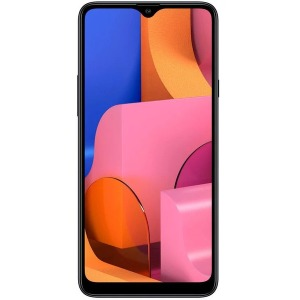 Смартфон Samsung Galaxy A20s 3/32GB Black