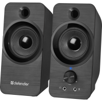 Акустика Defender 2.0 SPK 190 USB 8W Black (65190)