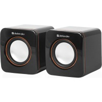 Акустика Defender 2.0 SPK-530 4 W, USB, Black (65530)