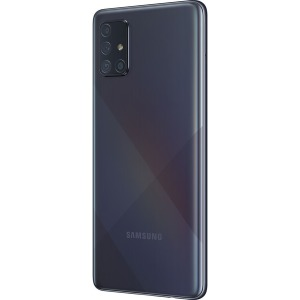 Смартфон Samsung Galaxy A71 6/128 Black