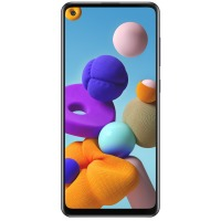 Смартфон Samsung Galaxy A21s 3/32 Black