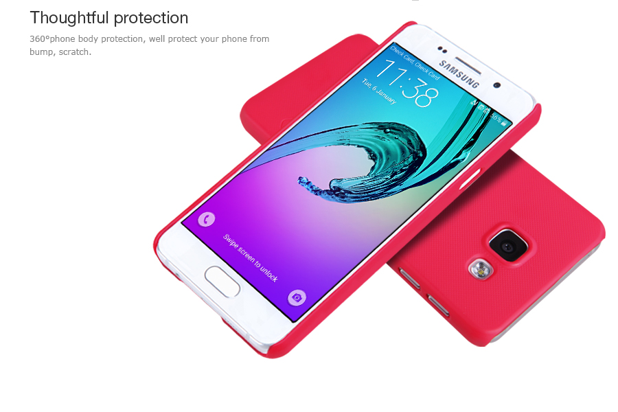 Nillkin Samsung A3/A310 - Super Frosted Shield